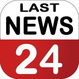 LAST WORLD NEWS 24 - logo